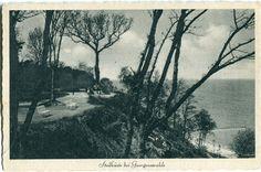 SAMLAND Ostseebad GEORGENSWALDE Steilküste /RAUSCHEN Kr. Fischhausen 30er Ja.