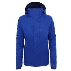 199 The North Face Gatekeeper Jacket W - Inauguration blue