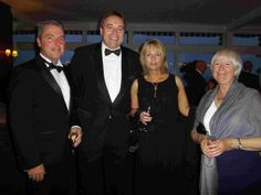 Gala dinner marks Falmouth Hotel's 150th year: PICTURES
