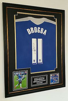 *** rare #didier drogba of #chelsea #signed shirt autograph display ***,  View more on the LINK: 	http://www.zeppy.io/product/gb/2/252429793654/