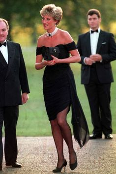 Princess Diana's Greatest Dresses - Fashion Photos | Glamour UK