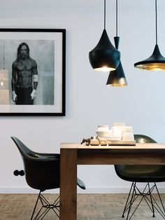 Beautiful Beat lights by Tom Dixon. Shop at Nest.co.uk