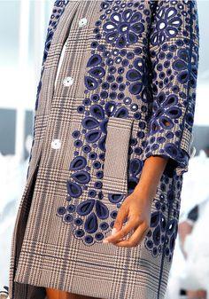 Bia Nicastro: Louis Vuitton Primavera/Verão 2012