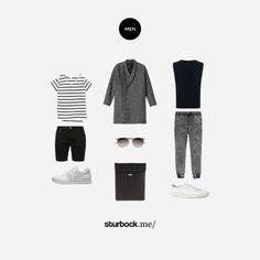 Wir lieben diesen cleanen Look. Hier entdecken und shoppen: http://www.sturbock.me/guide/
