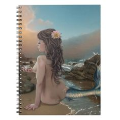 Transformation of the Mermaid Notebook