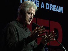 Bill Clinton on rebuilding Rwanda via TED