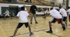 Coach For Fun and Results: 10 Youth Basketball Drills