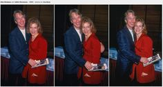 1993 -- Alan Rickman & Juliet Stevenson. I think the writing says the photos were by Lisa Rose, but it's hard to read that teeny-tiny print.