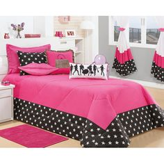 Kit Fashion Box Solteiro 07 Peças Percal 150 Fios Pink Bedding, Luxury Bedding, Bedding Sets, Bed Sets, Bed Frame Sizes, Floating Bed, Diy Crafts For Home Decor, Comfy Bed, Bed Styling