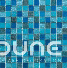Nereida 30x30 cm: Mosaico de piedra y cristal en tonalidades mediterráneas. #duneceramica #diseño #calidad #diferenciacion #creatividad #innovacion #tendencia #moda #decoracion #design #quality #differentiation #creativity #innovation #trend #fashion #decoration #duneemphasis #mosaico #cristal #piedra #mosaic #glass #stone http://www.dune.es/es/products/emphasis-mosaico/materia-mezcla-de-materiales/nereida/186546
