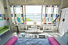 Rockaway Bungalow Restored After Hurricane Sandy