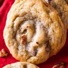 Butter Pecan Cookies Recipe - Sally's Baking Addiction & ZipList