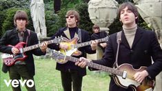 The Beatles - Paperback Writer Number One 23 Jun 1966 2 Weeks No 1 Slight change of direction in writing (not a love song), but the fans kept buying. Original Beatles, The Beatles, Music Songs, Music Videos, Number One Hits, Paperback Writer, Music Clips, Universal Music Group, Music Love