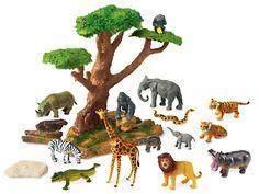 Wild animals for zoo - park