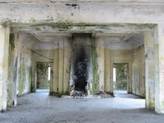 Palace Hotel & Casino, Station Climatique du Bokor, Dâmrei Mountains by Pigalle, via Flickr