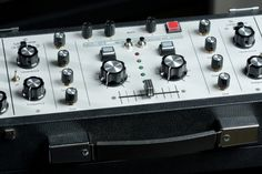Wish I had known about this Rotary DJ Mixer before it went away. Mixer Dj, Audio, Rotary Club, Dj Gear, Dj Booth, Dj Equipment, Booth Design, Briefcase, Design Your Own