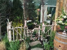 Cleveland 2016 Home And Garden Show Just Started! Here Is A Spring Flower  Vineyard Wedding Garden Witu2026 | Cleveland Ohio 2016 Home, Garden U0026 Flower  Show ...