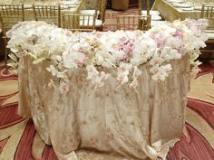 1000 Images About Sweetheart Tables On Pinterest