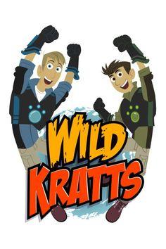 Wild Kratts Birthday Invitations