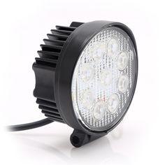 2Pcs H4 30W Cree LED Blue Headlights Bulbs Lamp For Arctic Cat Snowmobiles
