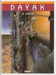 Dayak -3- Zaks - BD
