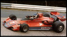 Carlos Reutemann, Brabham BT45, Nürburgring 1976.