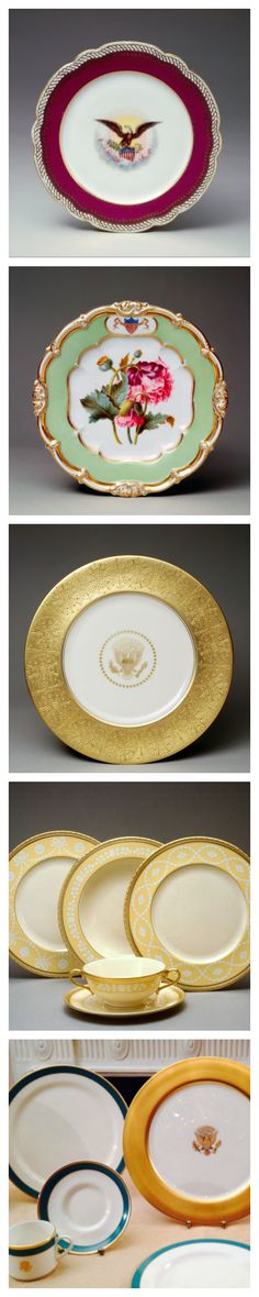 Presidential China Through the Ages #whitehouse