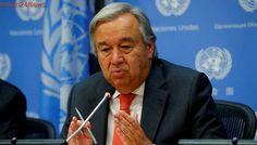 UN chief Antonio Guterres calls for political solutions in Afghan