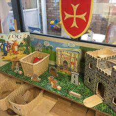 EYFS block area - can you make a castle - Zog by Julia Donaldson Fairy Tale Theme, Fairy Tales, Did Dragons Exist, Castles Ks1, Castles Topic, Eyfs Activities, Block Area, Traditional Tales, Dragon Tales