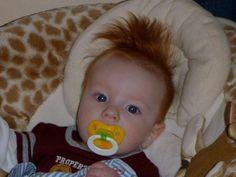 17 Babies Having A Bad Hair Day
