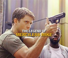 The legend of Merciless Mike (gif) 1/3