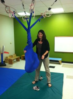 Why swing in Occupational Therapy? - C Occupational Therapy | Child and Family Development
