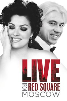 Thursday,July 11- ANNA NETREBKO and DMITRI HVOROSTOVSKY IN CONCERT, LIVE FROM THE RED SQUARE, MOSCOW at Benaki Summer Festival. More info at: www.benakisummerfestival.gr
