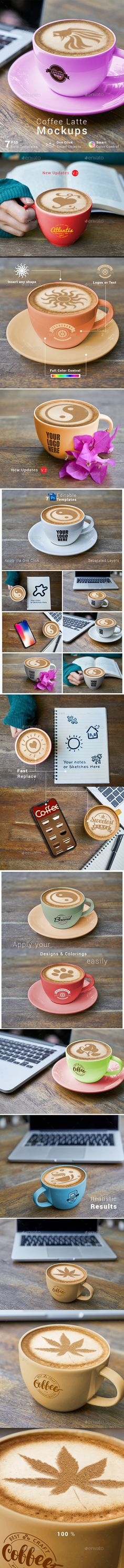Buy Coffee Latte Mockups by Media_Variety on GraphicRiver. Premium Coffee Mousse art cup mock-up pack for web or presentations imaging , hero images , sliders , and prints , f. Coffee Latte Art, Coffee Coffee, Coffee Mousse, Board Game Design, Premium Coffee, Cup Art, Vector Shapes, Mocca, Photoshop