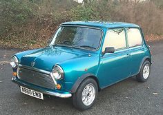 eBay: CLASSIC ROVER MINI 1.3i SIDEWALK 31,000 MILES 2 OWNERS, PART EXCHANGE WELCOME http://rssdata.net/NwnmCc #classiccars #cars