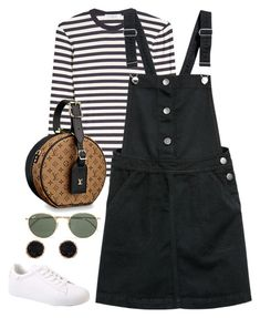 """""""Untitled #4702"""" by magsmccray on Polyvore featuring MaxMara, Ray-Ban and Humble Chic"""