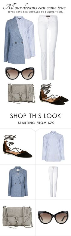 """""""Now It's The Perfect Time To Work On Your Dreams!"""" by konstantinaaabour ❤ liked on Polyvore featuring Steve Madden, Jette, L.K.Bennett, Closed, Rebecca Minkoff and Tom Ford"""