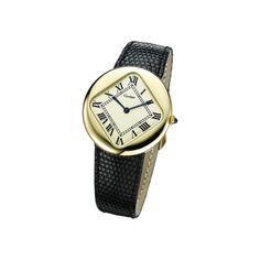 Antique piece watch Watch - yellow gold, pink gold. Cartier London, 1972.