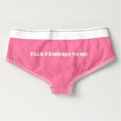 All this and brains too funny women's underwear for the smart but sassy ladies who know they are the complete package. Flirty and geeky these fun panties will add some humor to any encounter you find yourself in your underwear. Fun pink and white quote sa Funny Underwear, Briefs Underwear, Women's Briefs, American Apparel, Boy Shorts, Gym Shorts Womens, Sexy Lingerie, Gorgeous Lingerie, Musa Fitness