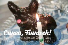 Onnea, finnweh!