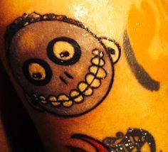 Fresh TNBC tattoo