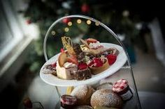 Our new festive Afternoon Tea! Hotel Spa, Prosecco, Afternoon Tea, Acai Bowl, Castle, Photo And Video, Breakfast, Ethnic Recipes, Festive