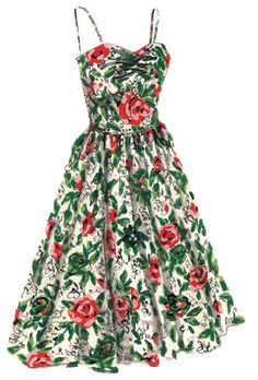 """Spring Floral Dress"" - [from *Paris*]~[""…sugar and spice and everything nice…""(Hardly.)]'h4d'"