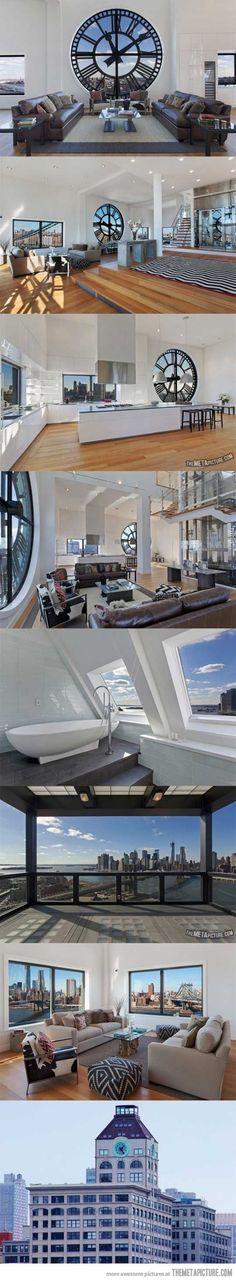 Entre luxe et prestige, ces intérieurs devraient vous plaire! On peut toujours rêver...
