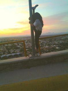 Momentos en Cerro de la memoria #Aire #Peace #Ejercicio