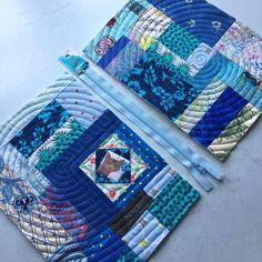 Käsityöblogi. Tilkkutyöt, tilkkupeitot, pussukat ja tilkkulaukut ovat Tilkunviilaajan sydäntä lähellä.