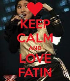 Fatin at X-Factor