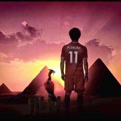 The New Pharaoh Salah 💯 Liverpool Football Club, Liverpool Fc, Mohamed Salah Egypt, Messi, Salah Liverpool, Egyptian Kings, Mo Salah, Premier League Champions, Lit Wallpaper