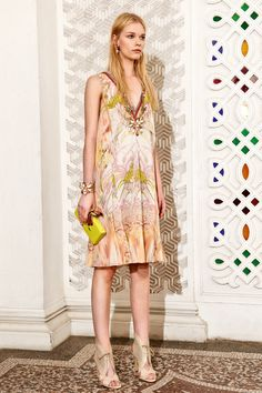 Roberto Cavalli Resort 2014 Collection Slideshow on Style.com