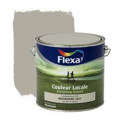 Flexa Couleur Locale muurverf Energizing Ireland breeze mat 2,5 liter | Flexa Couleur Locale | Kleurconcepten | Verf | GAMMA